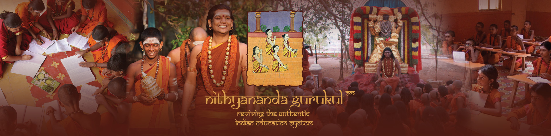 His Divine Holiness Paramahamsa Nithyananda - Introduction