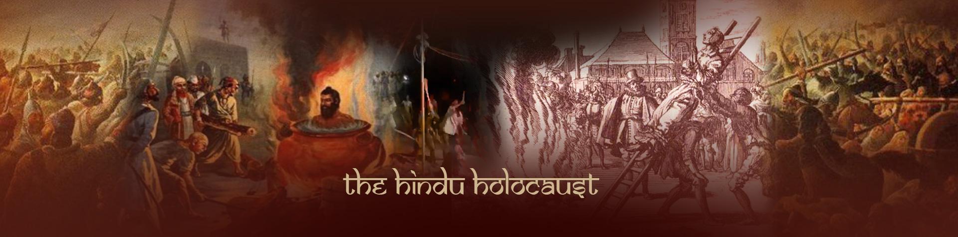 the Hindu Holocaust